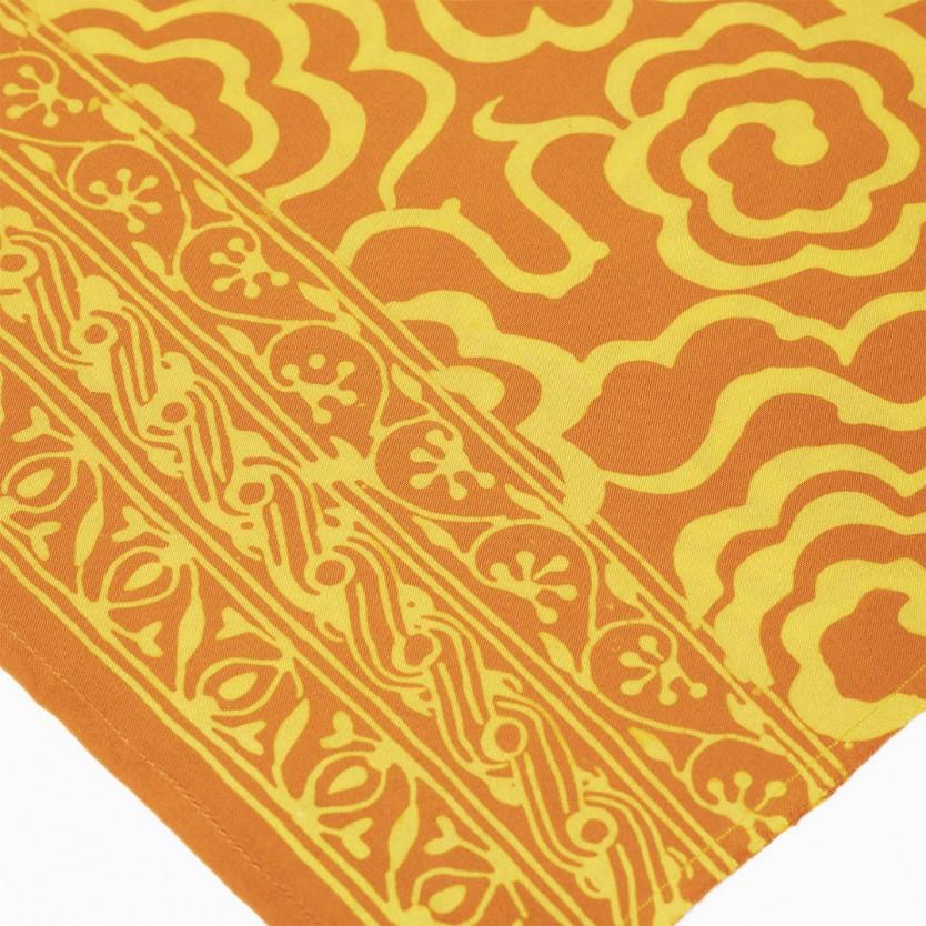 pareo batik naranja