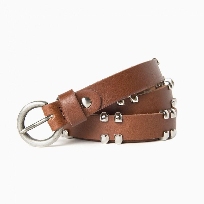cinturón versus marrón