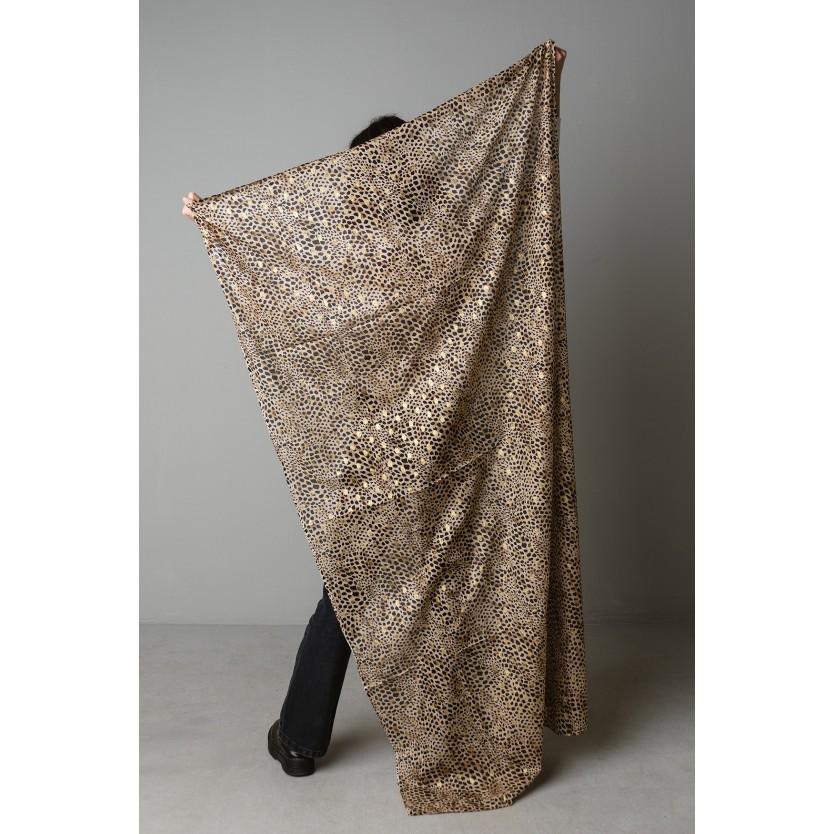 foulard reptilia