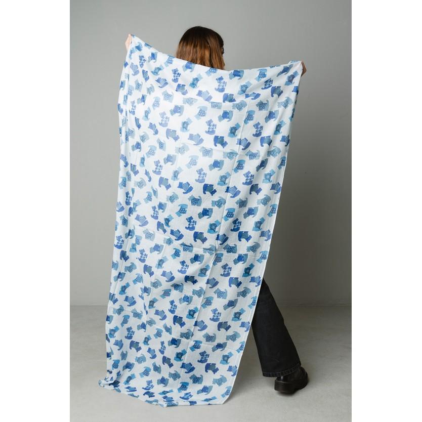 foulard terrier
